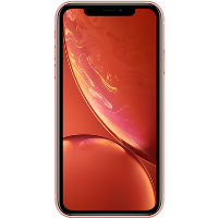 "Grade A1 Apple iPhone XR Coral 6.1"" 256GB 4G Unlocked & SIM Free"
