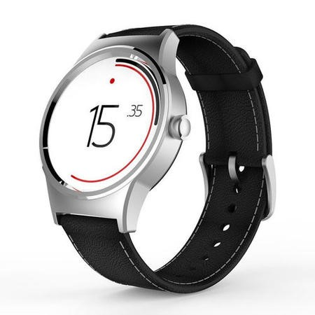 TCL Movetime MT10 Wifi Watch  Black/Black