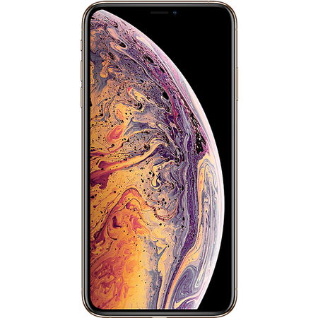 "MT582B/A Apple iPhone XS Max Gold 6.5"" 512GB 4G Unlocked & SIM Free"