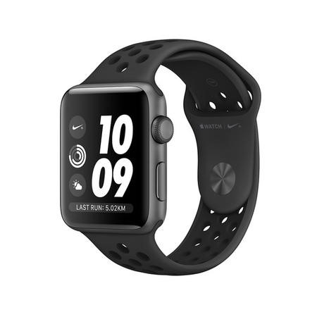 Apple Watch Nike+ Series 3 GPS 38mm Space Grey Aluminium Case with Anthracite/Black Nike Sport Band