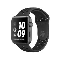 Apple Watch Nike+ Series 3 GPS 42mm Space Grey Aluminium Case with Anthracite/Black Nike Sport Band