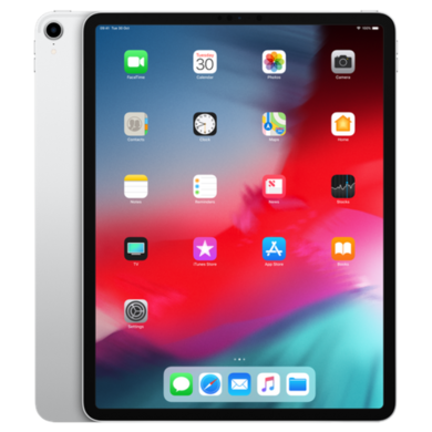 Apple iPad Pro WiFi + Cellular 64GB 12.9 Inch Tablet  Silver