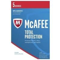 McAfee 2017 Total Protection 5 Device