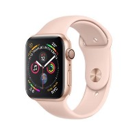 Apple Watch Series 4 GPS + Cellular 40mm Gold Aluminium Case with Pink Sand Sport Band