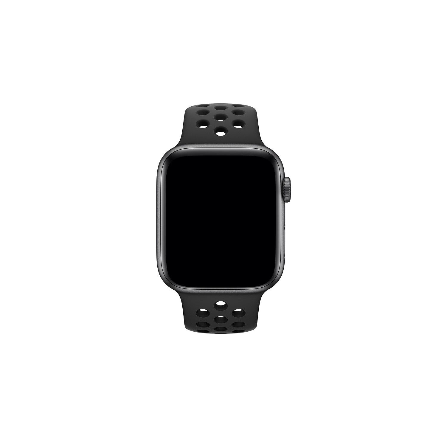 Apple Watch Nike+ Series 4 GPS 44mm Space Grey Aluminium Case with AnthraciteBlack Nike Sport Band