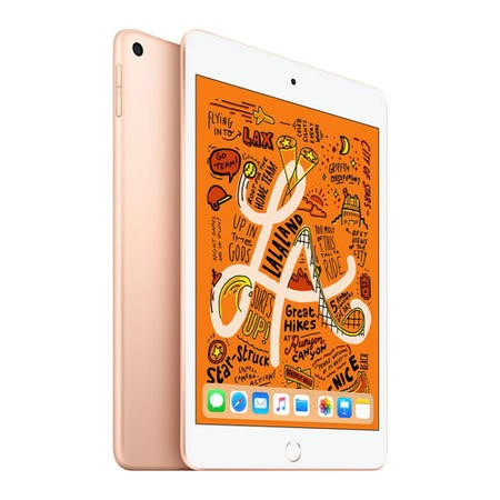 MUU62B/A Apple iPad Mini 2018 Wi-Fi 256GB 7.9 Inch Tablet - Gold