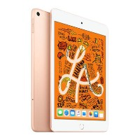 Apple iPad Mini 2018 Wi-Fi + Cellular 64GB 7.9 Inch Tablet - Gold