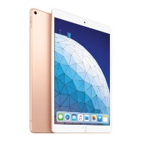 Apple iPad Air Wi-Fi + Cellular 256GB 10.5 Inch Tablet - Gold