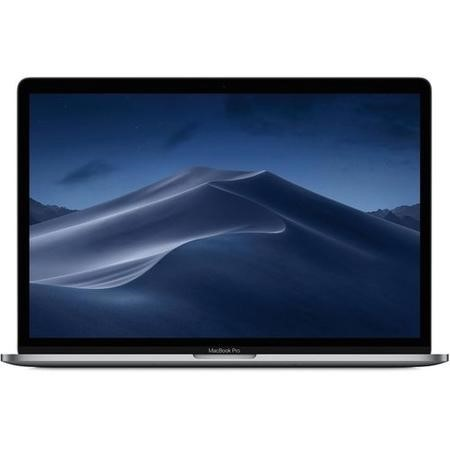 Apple MacBook Pro Core i9 16GB 512GB 15.4 Inch Radeon Pro 560X Touch Bar Laptop - Space Grey