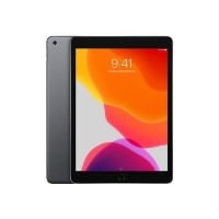 Apple iPad WiFi + 128GB 10.2 Inch 2019 Tablet - Space Grey