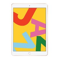 Apple iPad WiFi + 128GB 10.2 Inch 2019 Tablet - Gold