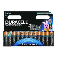 Duracell Ultra Power  AA 1 x 12 Pack