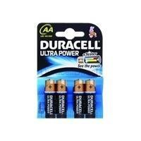 Duracell Ultra Power  AA 1 x 4 Pack