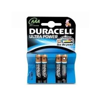 Duracell Ultra Power AAA 1 x 4 Pack