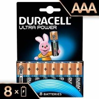 Duracell Ultra Power AAA 1 x 8 Pack
