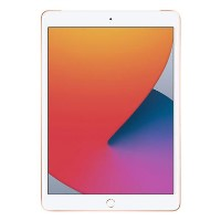 Apple iPad Wi-Fi + Cellular 128GB 10.2 Inch Tablet - Gold