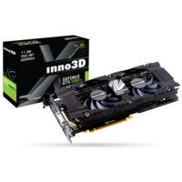 INNO3D Twin X2 GeForce GTX 1080 Ti 11GB GDDR5 Graphics Card