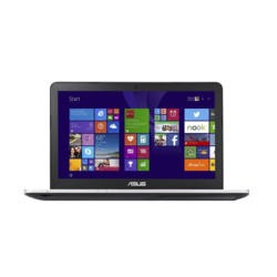 "ASUS N551JX Intel Core i7-4720HQ 12GB 1.5TB + 128GB SSD NVIDIA GTX950M DVDRW 15.6"" Windows 8.1 Laptop"