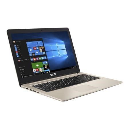 N580VD-DM129T Asus VivoBook Pro Core i7-7700HQ 8GB 1TB + 128GB SSD GTX 1050 15.6 Inch Windows 10 Gaming Ultrabook Laptop