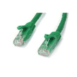 StarTech.com 100 ft Green Gigabit Snagless RJ45 UTP Cat6 Patch Cable - 100ft Patch Cord