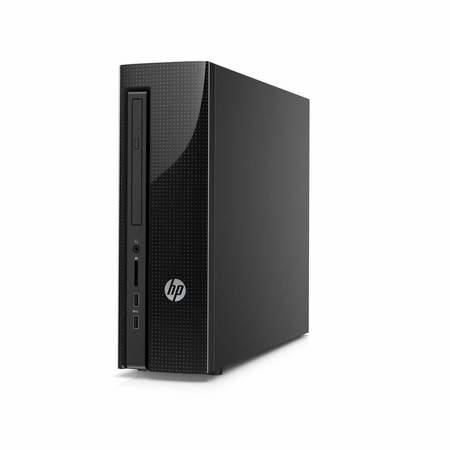 Refurbished HP 450-a110na AMD E1-6015 4GB 1TB 4GB DVD-RW Windows 10 Desktop
