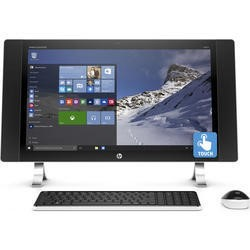 Hewlett Packard HP Envy 24-n050na Core i5-6400T 8GB 1TB AMD R7 A365 4GB 24 Inch Windows 10 Touchscreen All In One