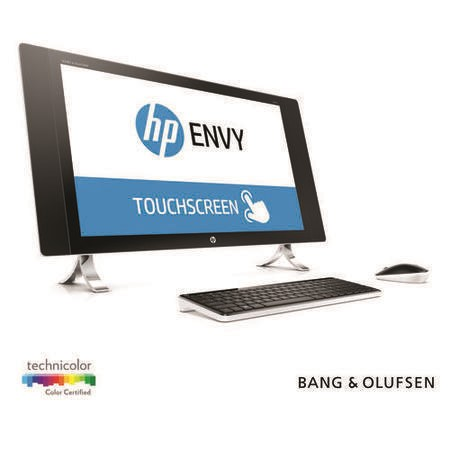 Hewlett Packard Envy 27-p000na Core i7-6700T 8GB 1TB + 128GB SSD 27 Inch Windows 10 Touchscreen All In One