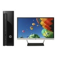 "HP 450-139NAM Core i3-4170 8GB 1TB Windows 10 Desktop with 21.5"" Monitor"