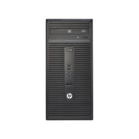 HP 280 G1 Core i5-4590S 3GHz 4GB 500GB DVD-RW Windows 7 Professional 64-bit Desktop