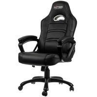 nitro concepts c80 comfort series gaming chair black ncc80cbuk