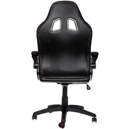 Nitro Concepts C80 Motion Series Gaming Chair - Black/Red