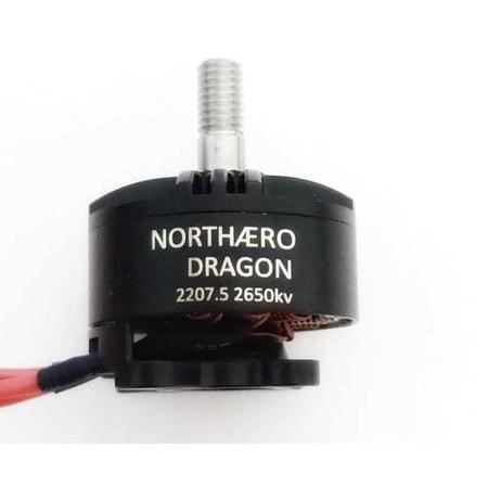 NDRA2450 Northaero Dragon Racing Motor - 2207.5 2450kv
