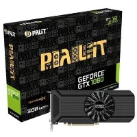 Palit StormX GeForce GTX 1060 3GB GDDR5 Graphics Card