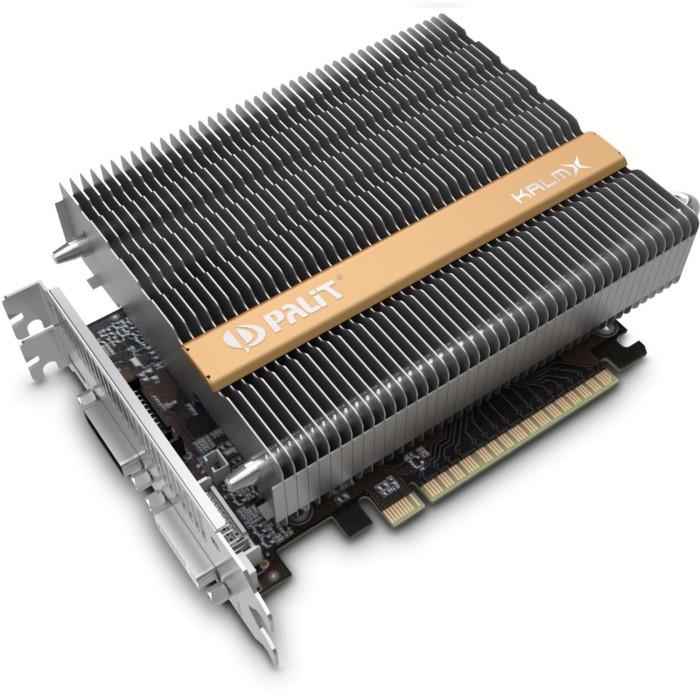 Palit Nvidia GeForce GTX 750 Ti KalmX 2GB Silent Graphics ...
