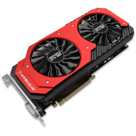 Palit NVidia GeForce GTX 980 JetStream 4GB GDDR5 Graphics Card