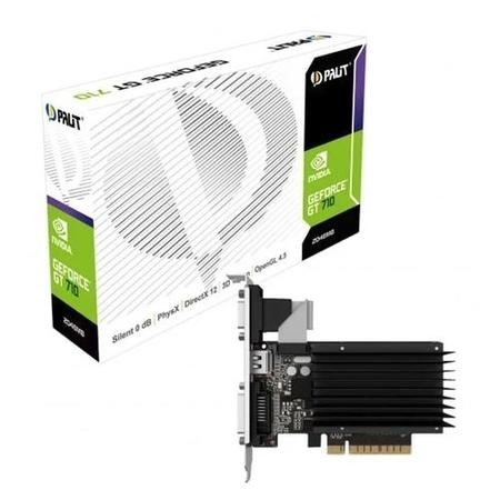 NEAT7100HD46-2080H Palit GT 710 2GB DDR3 Graphics Card