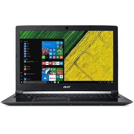 NH.GXDEK.001 Acer Aspire 7 Core i5-8300H 8GB 1TB + 128GB SSD GeForce GTX 1050 17.3 Inch Gaming Laptop