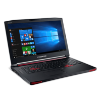 Acer Predator G9-793 Core i7-6700HQ 16GB 1TB + 256GB SSD GeForce GTX 1070 DVD-RW 17.3 Inch Windows 1