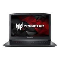 Acer Predator Helios 300 Core i7-7700HQ 16GB 256GB SSD + 1TB GeForce GTX 1060 17.3 Inch Windows 10 Gaming Laptop