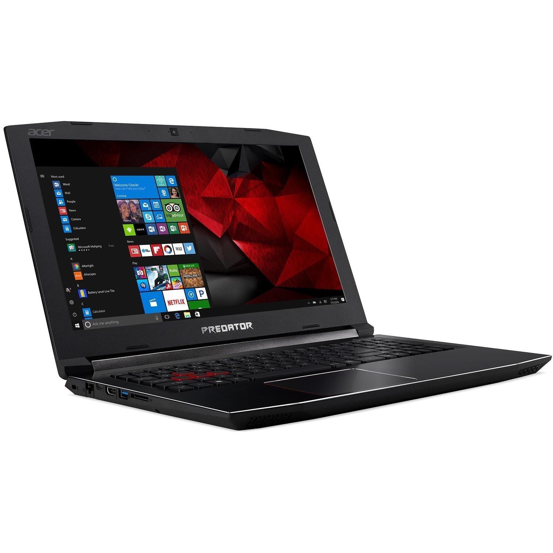 Acer Predator Helios 300 Core i5-7300HQ 8GB 1TB 128GB SSD GeForce GTX  1050Ti 15 6 Inch Windows 10 Gaming Laptop