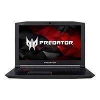 Acer Predator Helios 300 G3-572 Core i7-7700HQ 16GB 1TB + 256GB SSD GeForce GTX 1050TI 15.6 Inch Windows 10 Gaming Laptop
