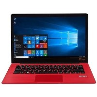 Avita Pura 14 AMD Ryzen 3 -3200U 4GB 256GB SSD 14 Inch FHD Windows 10 S Laptop - Sugar Red