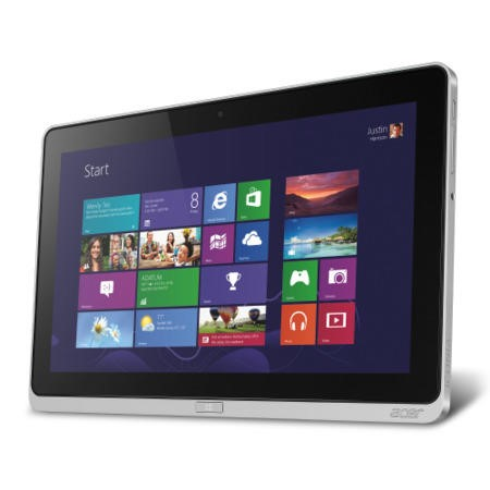 Acer Iconia W700 Core i5 Windows 8 Tablet with Protective Keyboard Case