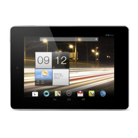 "Refurbished ACER Iconia 7.9"" 16GB Tablet in White"