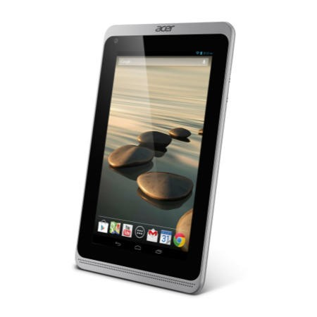 Acer Iconia B1-720 Dual Core 1GB 16GB Andrpoid 4.2 Jelly Bean Tablet in Grey
