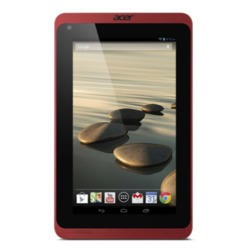 "Refurbished Acer Iconia 7"" 8GB Tablet in Red"