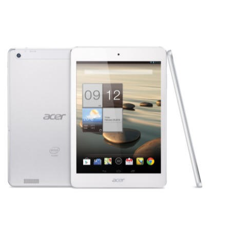 "A1 Acer Iconia A1-830  Cortex A9 Quad Core 1GB 16GB 7.9"" Android Wi-Fi Tablet in White"