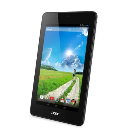 Refurbished Grade A1 Acer Iconia One B1-730HD Dual Core 1GB 16GB 7 inch IPS Android 4.2 Tablet with OTA Android 4.4 Kit-Kat Update