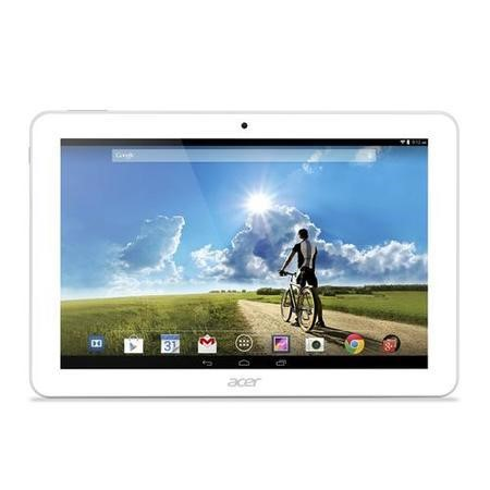 A3/NT.L5DEE.005 Refurbished Acer Iconia One 16GB 10.1 Inch Tablet in White