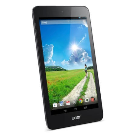 Acer Iconia B1-750 Quad Core 1GB 16GB SSD 7 inch Android 4.4 KitKat Tablet in Black